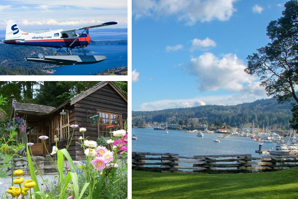 Salt Spring Escape