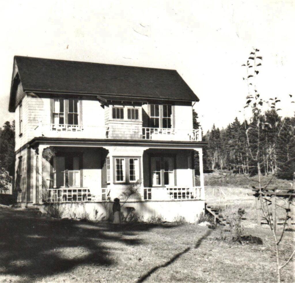 Original Hastings House Farmhouse